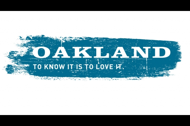 Oakland, to know it is to love it. Courtesy of Visit Oakland
