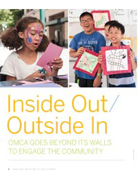 Community Engagement—Winter 2014 Issue of Inside Out, OMCA Member Magazine