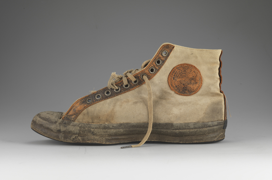 Converse Rubber Shoe Company, All Star/Non Skid, 1923. Converse Archives. Courtesy American Federation of Arts