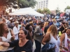 A large group of people dancing and having fun at Friday Nights @ OMCA
