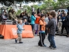 Children dancing during Friday Nights at OMCA