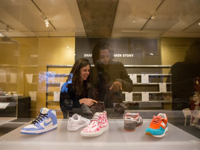 Out of the Box: The Rise of Sneaker Culture at the Oakland Museum of California