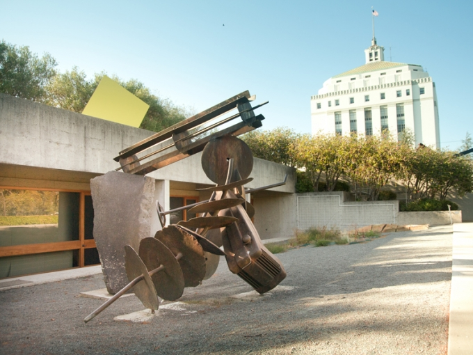Architecture Tours at the Oakland Museum of California are every first Sunday at 1 pm. Photo: Terry Lorant
