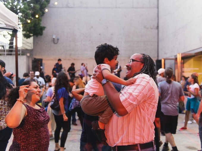Friday Nights @ OMCA is a great late-night fun activity to do with friends in Oakland. Photo: Shaun Roberts