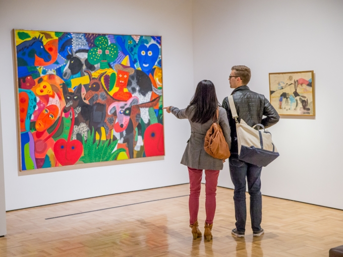 Admission is free with a suggested donation to the Oakland Museum of California on First Sundays. Photo: Odell Hussey Photography