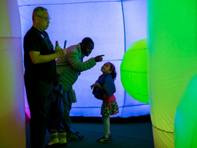 Museum visitors enjoy Nature's Gift during Friday Nights at OMCA