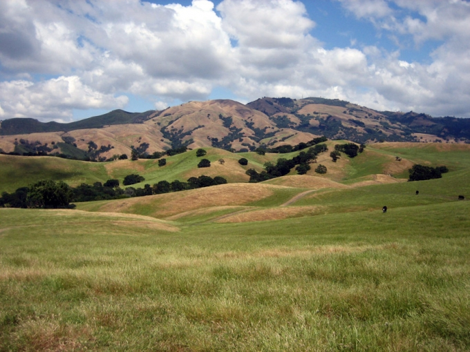 Photo of Mount Diablo. Courtesy of Visit Tri-Valley.