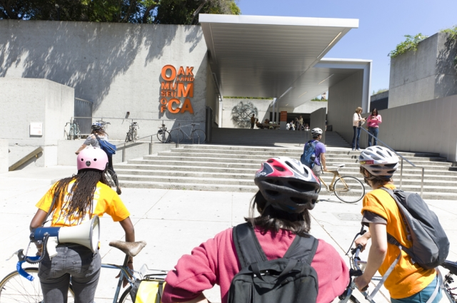 Oakland Museum of California, 2011. Photo: Shaun Roberts.