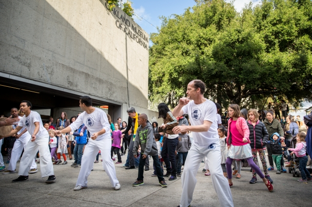 Live cultural performance during Friday Nights at OMCA