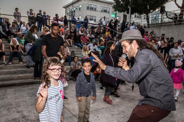 Friday Nights at OMCA is a family-friendly fun thing to do