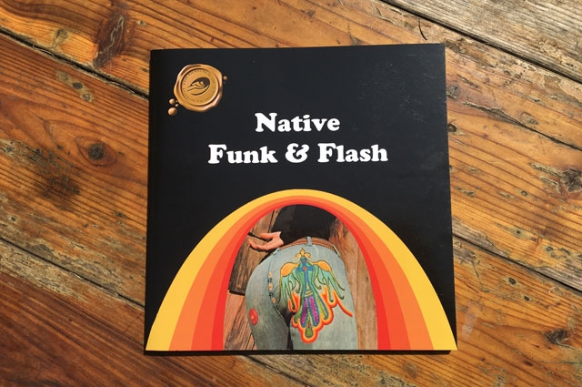 Funk and Flash Summer of Love fashion book on sale at the Oakland Museum of Caliornia Store