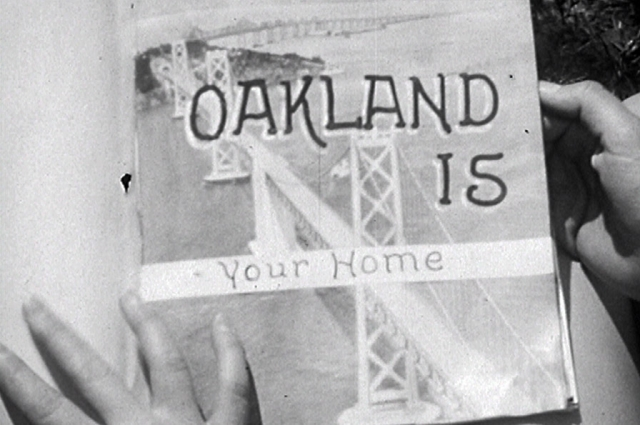 Oakland Is Your Home, 1938. Courtesy of the Prelinger Archives.
