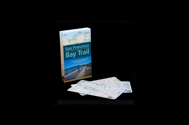 San Francisco Bay Trail Map Card Deck from the OMCA Store.
