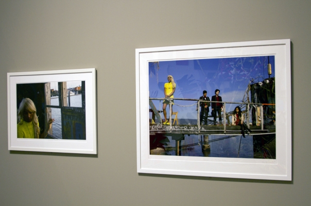 Kim Anno's Tea House is featured in Who is Oakland?, an exhibition exploring Oakland's many dimensions through the work of artists who live and work here, and love this city, at Oakland Museum of California April 11 through July 12, 2015.