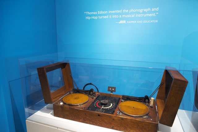 Western Electric turntable