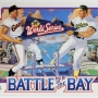 Battle of the Bay poster Giants A's world series