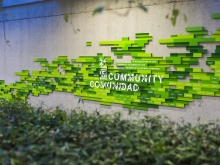 OMCA's Community sculpture